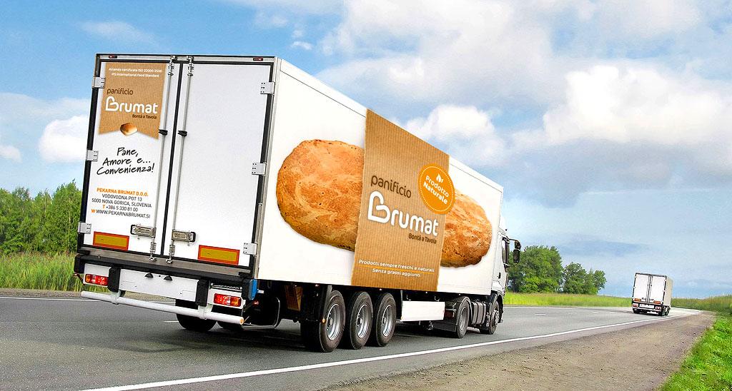 Brumat camion