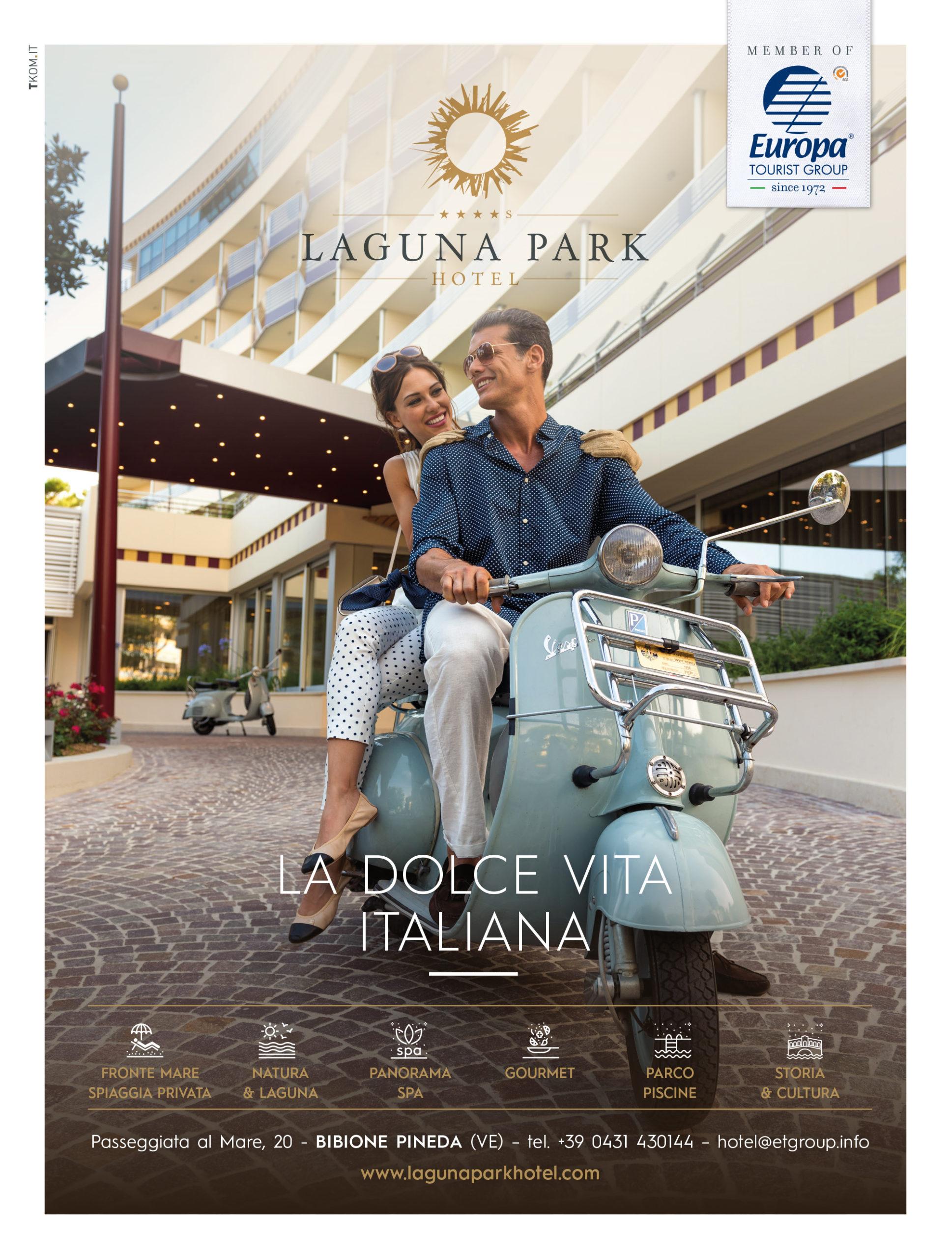 Laguna Park Annuncio stampa