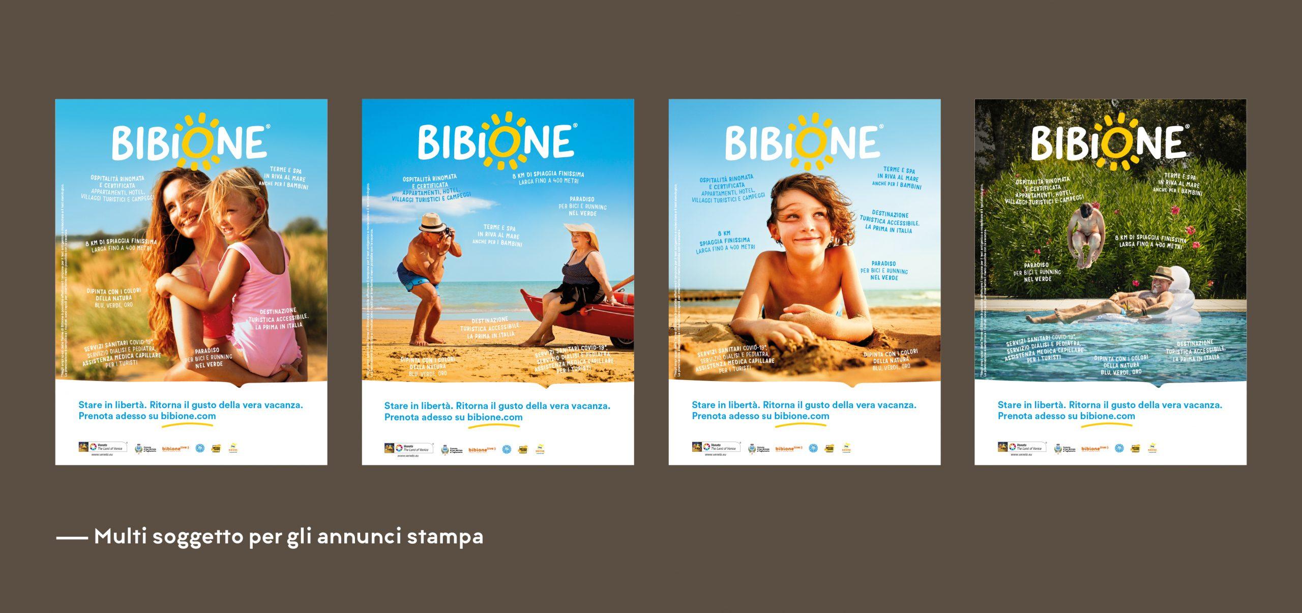 Prova insie campagna Bibione 20213